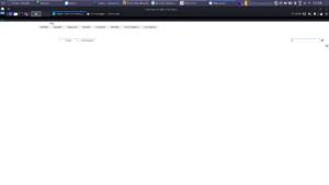 screenshot of x2go kali lxc